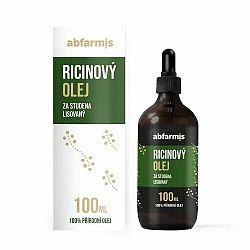 Abfarmis Ricinový pleťový olej 100 ml