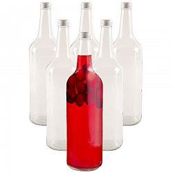 Láhev sklo+víčko Spirit 1 l ORION