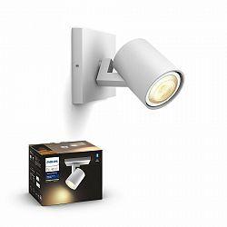 PHILIPS Runner Jednobodové svítidlo, Hue White ambiance, 230V, 1x5.5W GU10, Bílá, rozšíření 5309031P9