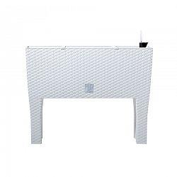 Prosperplast Truhlík RATO CASE HIGH bílý 60x25x46cm